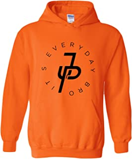 Jake Paul Its Everyday Bro Hoodie, Mavericks Merch (Black Print)