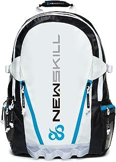 """Newskill Mercury - Mochila Gaming con diseño Urbano 15,6"""" Resistente a Salpicaduras y Polvo con Acolchado Interior - Color Blanco"""