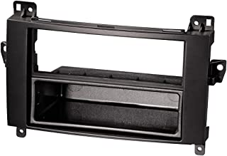 Hama Double-DIN Radio Adapter Plate for Mercedes Viano/Vito and VW Crafter