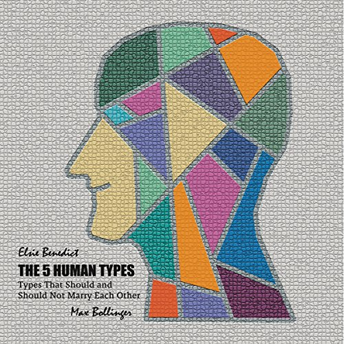 The 5 Human Types audiobook cover art
