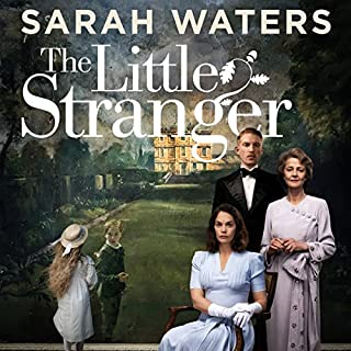The Little Stranger cover art