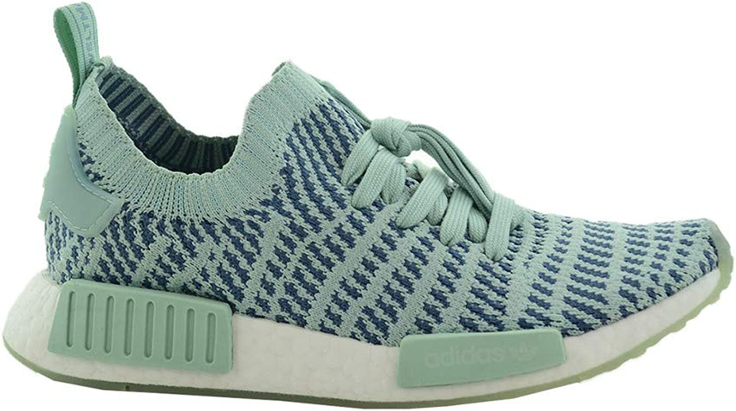 Adidas Originals NMD R1 STLT PK Running shoes Grey White (10 B(M) US)
