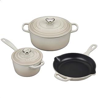 Signature 5 Piece Cast Iron Cookware Set