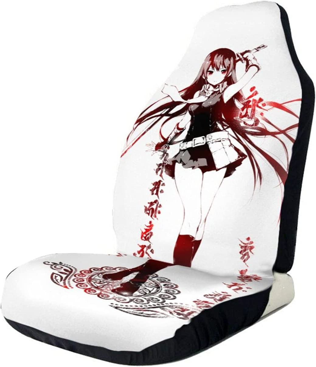 Akame Ga Kill 67% Safety and trust OFF of fixed price Car Protection Cover Seat General