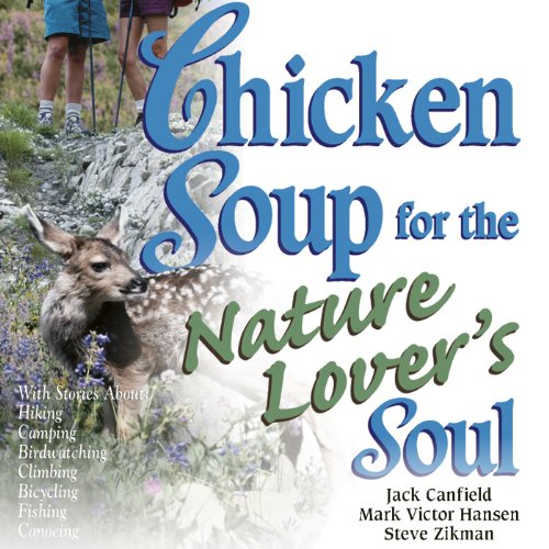 『Chicken Soup for the Nature Lover's Soul』のカバーアート