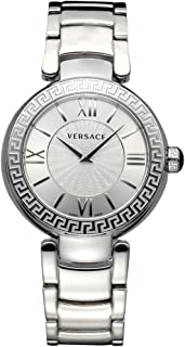 Versace Leda Silver Dial Ladies Watch VNC210017