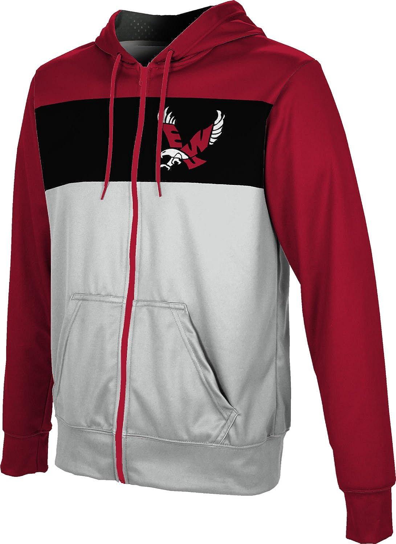 Eastern Washington outlet University Men's School Spirit Zipper Hoodie Baltimore Mall