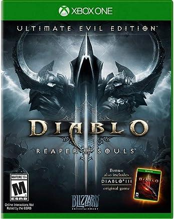Jogo Diablo Reaper of Souls Ultimate Evil Edition - Xbox One Midia Fisica Usado