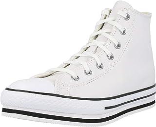 CTAS Platform EVA Zapatos Deportivos para Nina Blanco 666392C