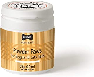 Perigot - Powder Paws 25g for Dogs and Cats | Assist in Cutting Nails Helping to Stop Bleeding