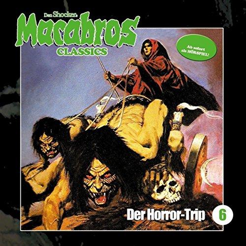 Page de couverture de Der Horror-Trip