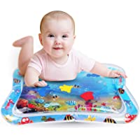 Fanuk Inflatable Tummy Time Baby Play Mat