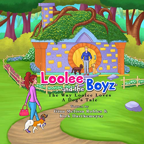 Loolee and the Boyz audiobook cover art