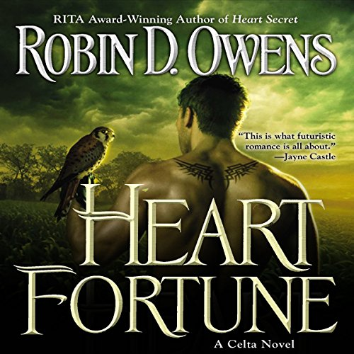 Heart Fortune audiobook cover art