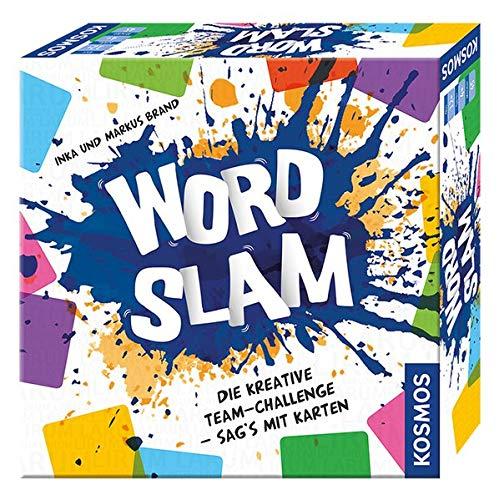 Kosmos Jeux 692674 – Word Slam, Jeu