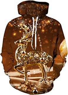Unisex 3D Digital Printing Funny Creative Hoodies Sweatshirts Animal Juvenile Child Girl Best Gift