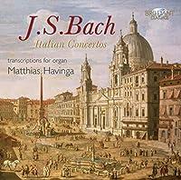 Italian Concertos by J.S. Bach (2011-02-01)