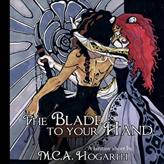 The Blade to Your Hand audiobook cover art
