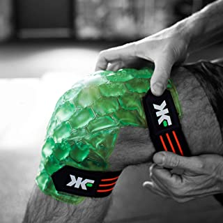 KOOL'N FX Hot & Cold Therapy, Reusable Knee Gel Pack with Adjustable Straps - Great for Sports Injuries, Post Surgery, Meniscus Tear, Arthritis, Joint Pain Relief & More (X-Large)