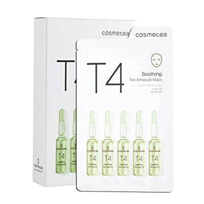 COSMETEA Korean Essence Face Mask