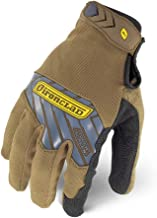 Ironclad Command Pro Work Gloves; Touch Screen Gloves Conductive Palm & Fingers,..