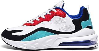 ASMCY Hombres Moda Zapatos para Correr Casual Malla Zapatillas, Al Aire Libre Zapatillas de Deporte Atlético Zapatos para ...