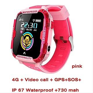 NO BRAND GPS WiFi Sos 4g Reloj Inteligente Baby Ip67 Cámara ...