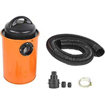 Aspirador Industrial Portátil 1200W Aspiradora de Cenizas con Extractor 50L, Aspiradora Portátil para Taller 230V: Amazon.es: Bricolaje y herramientas