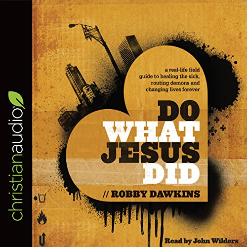 Do What Jesus Did audiobook cover art