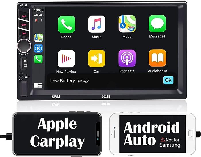 Top 10 Apple Carplay With Camer