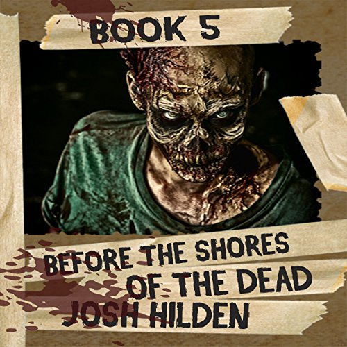 Before the Shores of the Dead audiobook cover art
