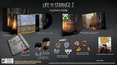 Official Life Is Strange Part 2 Exclusive Limited Edition Collectors Bundle For Xbox One