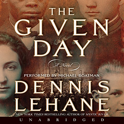 The Given Day audiobook cover art