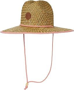 Pina To My Colada Straw Sun Hat (Little Kids/Big Kids)