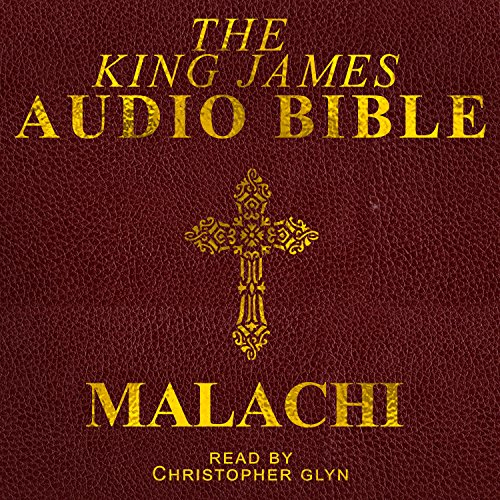 Malachi audiobook cover art