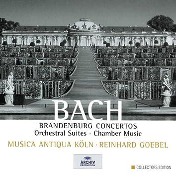 Bach: Brandenburg Concertos; Orchestral Suites; Chamber Music
