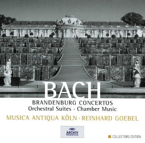 Musica Antiqua Köln, Reinhard Goebel, Johann Sebastian Bach & Traditional