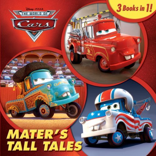 Mater's Tall Tales (Disney/Pixar Cars) (Cars Toon) by RH Disney (2009-08-11)