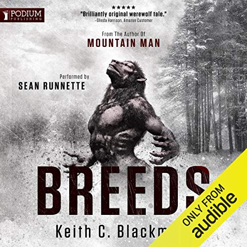 Breeds, Book 1 cover art