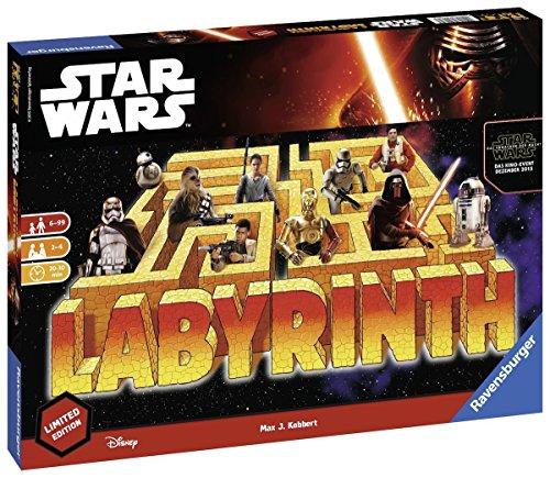 Ravensburger Star Wars Labyrinth Limited Edition