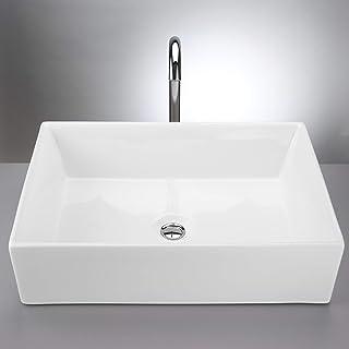 Fantastic Amazon Com Farmhouse Apron Front Bathroom Sinks Download Free Architecture Designs Embacsunscenecom
