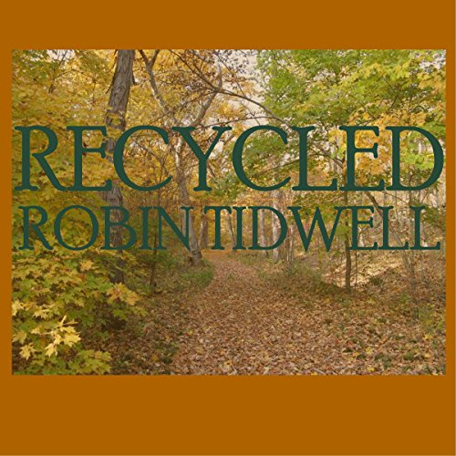 Recycled audiobook cover art