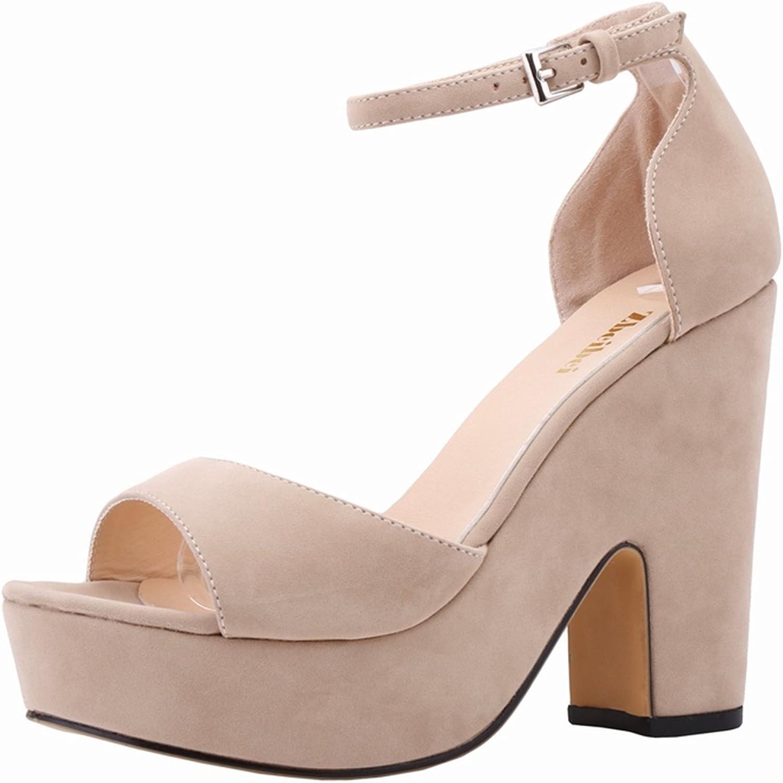 Ivan Johns Sexy High Heels Platform shoes Pumps Women's Dress Fashion Wedding shoes Lady Pumps 9 colors 978-1VE