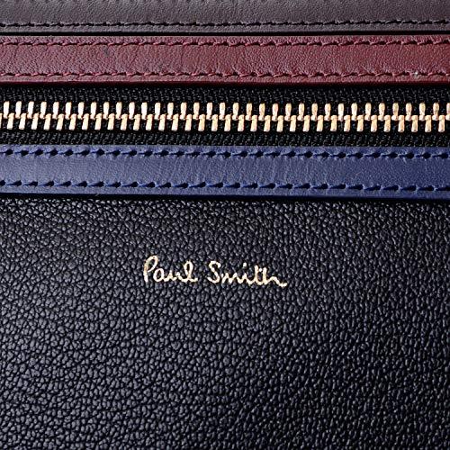 [ポール・スミス]PaulSmith正規品クラッチバッグ2WAYメンズショルダーバッグPSN482(ブラック)