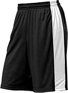A4 Men's Reversible Basketball Game Shorts