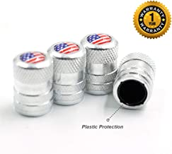 Best aluminum tire caps Reviews