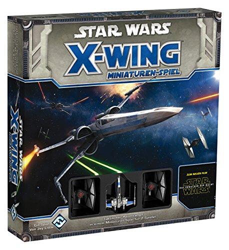 Asmodee  HEI0450 - Star Wars X-Wing Das Erwachen der Macht, Grundspiel