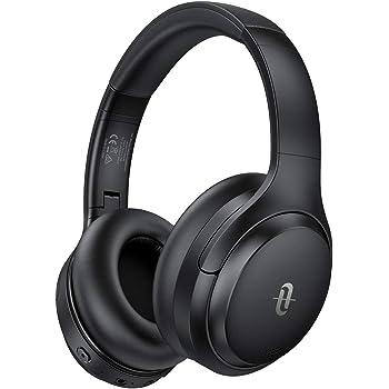 TaoTronics TT-BH090 Hybrid Active Noise Cancelling Kopfhörer Bluetooth 5.0 35 Std. Laufzeit Integriertes Mikrofon Over Ear Headset für Handy