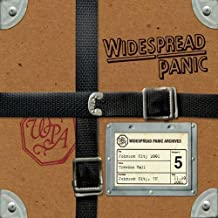Johnson City 2001 by Widespread Panic (2010) Audio CD