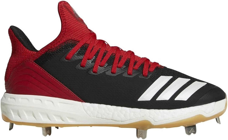 Adidas Icon 4 Cleat Men's Baseball 11 schwarz-Cloud Weiß-Power rot B07BHKS1YT  Rabatt